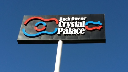 Sign for Crystal Palace