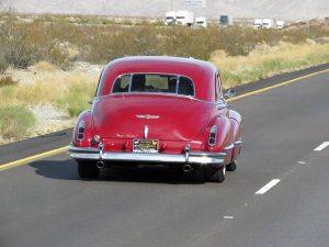 A Cadillac.  Year ???
